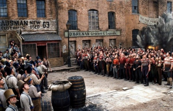 Парадайз сквер из фильма «Банды Нью-Йорка» (2002)