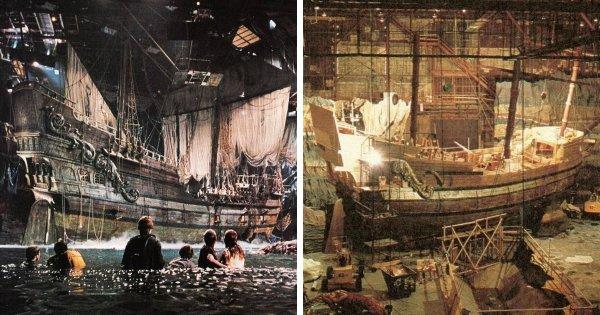 Корабль «Инферно» из фильма «Балбесы» (1985)