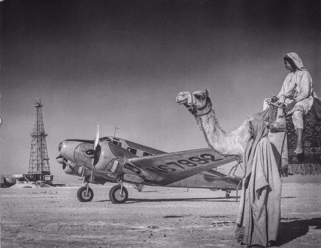 Первая нефть. Саудовская Аравия, 1948 год.