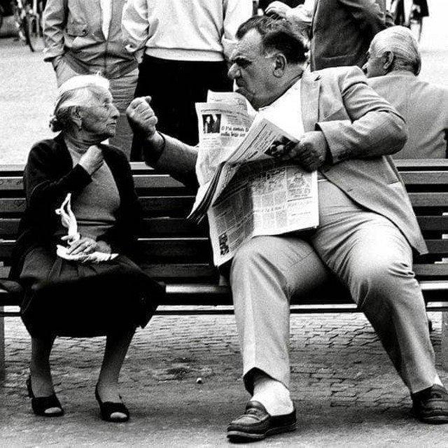 Политические противники, Италия, 1980-е.