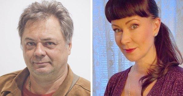 Андрей Леонов (61 год) и Нонна Гришаева (49 лет).