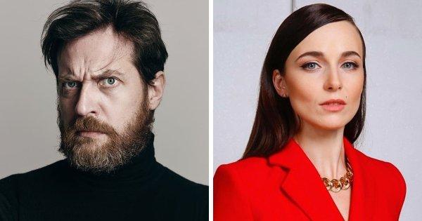 Кирилл Сафонов (47 лет) и Анна Снаткина (37 лет).