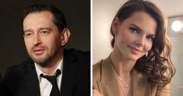Константин Хабенский (49 лет) и Елизавета Боярская (35 лет).