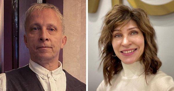 Иван Охлобыстин (54 года) и Светлана Камынина (42 года).