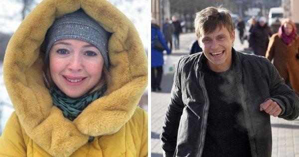 Елена Захарова (45 лет) и Александр Головин (32 года).