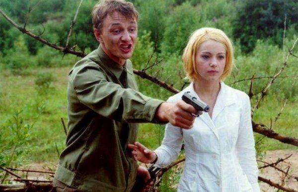 Иван Столбов и Марина Голощёкина, «Граница. Таёжный Роман»