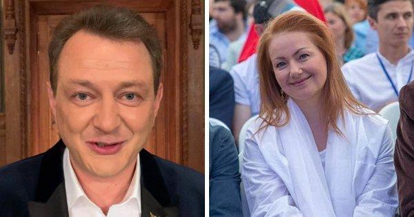 Марат Башаров (46 лет) и Ольга Будина (45 лет).