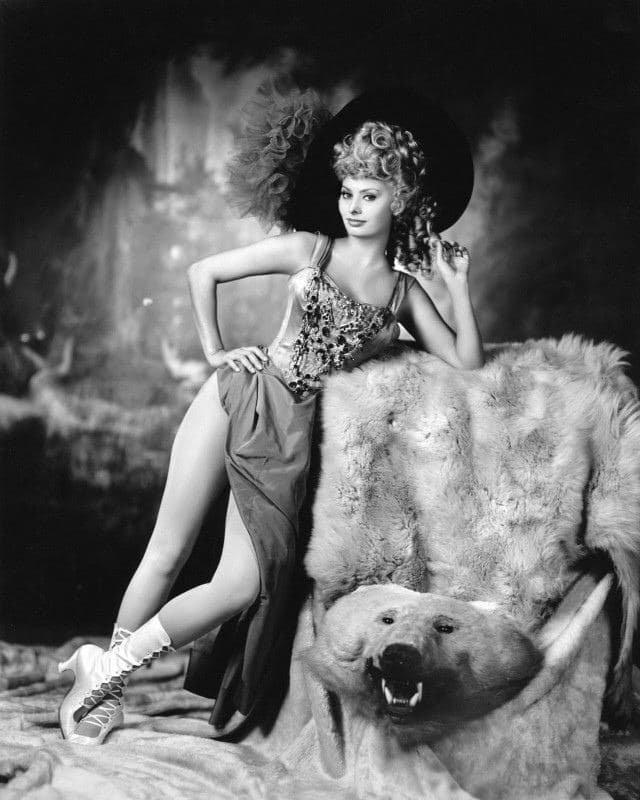 Софи Лорен, 1960 год