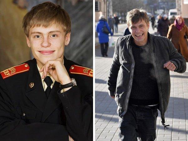 Александр Головин, 32 года