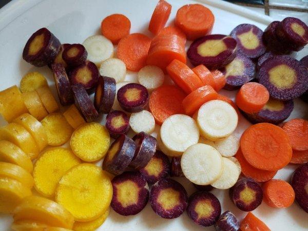 Да, это все морковки