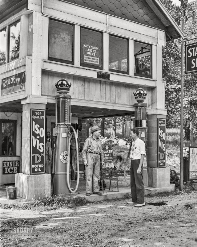 Июнь 1941 года. Бернс-Сити, Индиана.