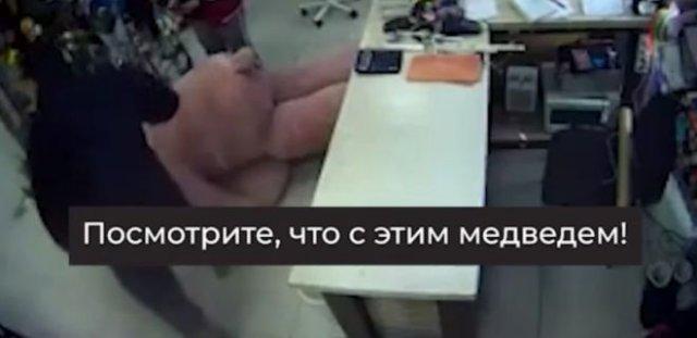 Андрей Генов: неадекватный председатель совета при МВД Старого Оскола устроил скандал из-за плюшевог