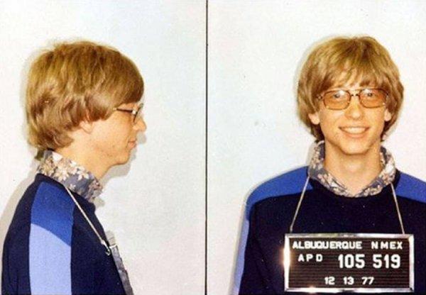 Билл Гейтс, 1977 год