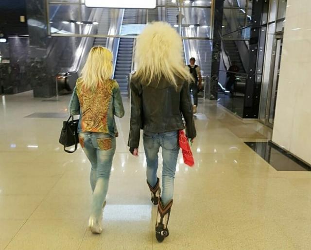 девушки-блондинки