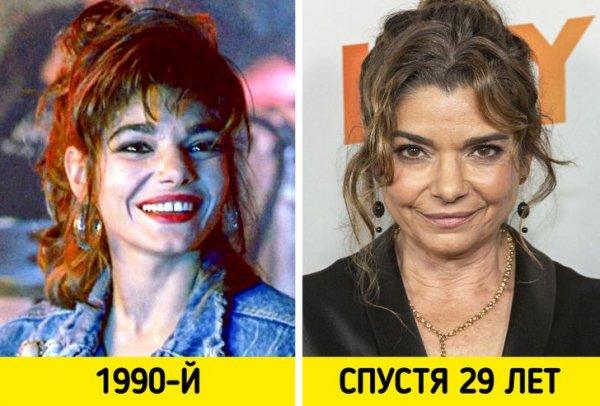 Лора Сан Джакомо — Кит де Люка, подруга Вивиан из «Красотки» (1990)