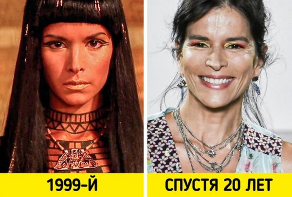 Патрисия Веласкес из «Мумии» (1999)