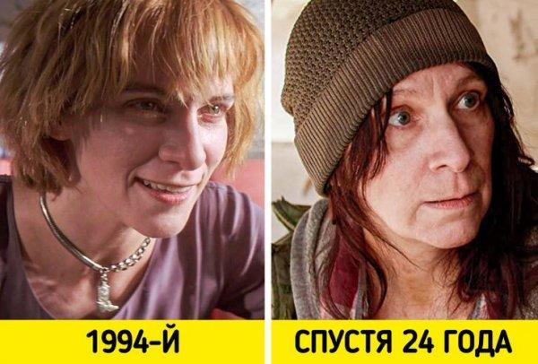 Аманда Пламмер — Иоланда, сыгравшая подружку грабителя кафе в «Криминальном чтиве» (1994)