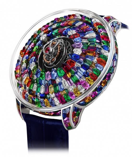 Дорого-богато: часы за два миллиона долларов.