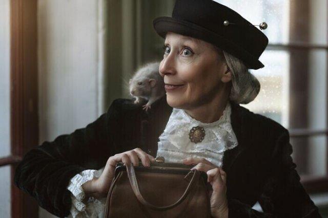 Марина Бадьянова: в 58 лет женщина доказывает, что косплеем можно заниматься в любом возрасте