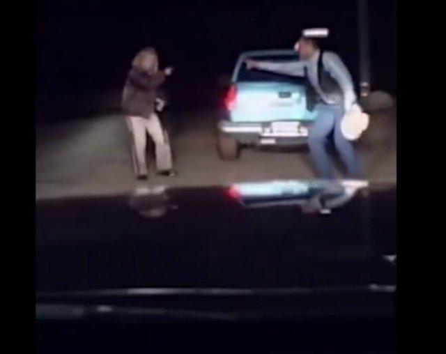 Забавный и необычный способ доказать, что водитель пьян