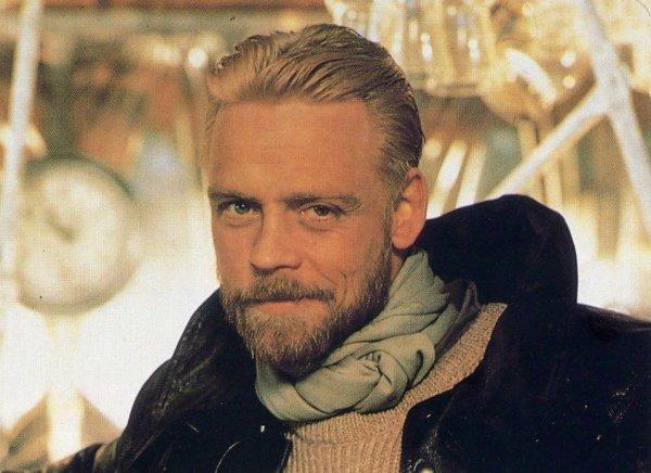 Марк Хэмилл носил бороду ещё в 1989