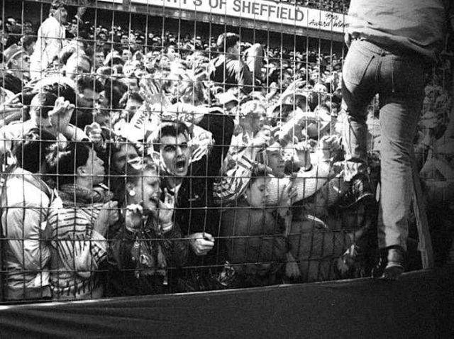 15 апреля 1989 года произошла самая чудовищная из всех трагедий в истории английского футбола