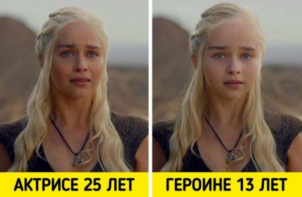 Эмилия Кларк — Дейенерис Таргариен («Игра престолов»)