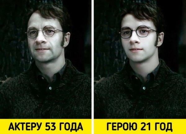 Эдриан Роулинс — Джеймс Поттер («Гарри Поттер и дары смерти. Часть 2-я»)