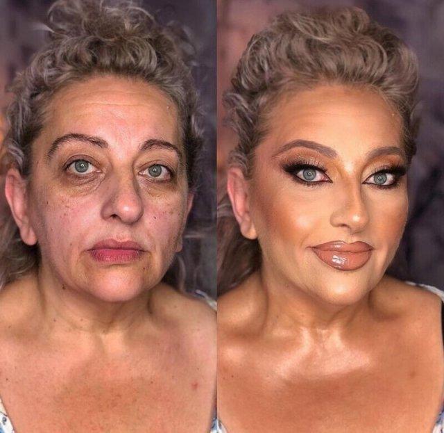 Мужчины, будьте аккуратнее: чудеса макияжа