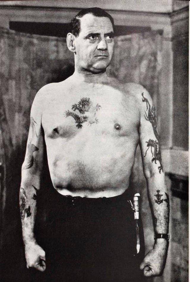 Король Дании Фредерик IX, 1951 год.