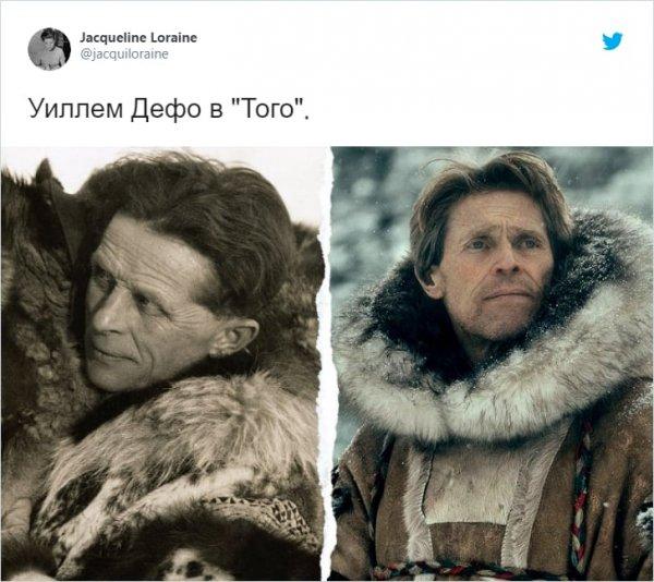Уиллем Дефо в роли Леонгарда Сеппала из фильма «Того» (2019)