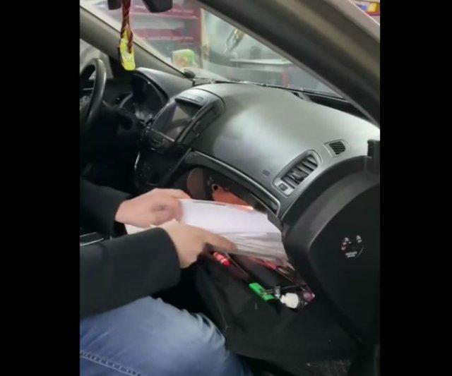Лайфхак для водителей, которым надоели штрафы за превышение скорости, отправляемые камерами