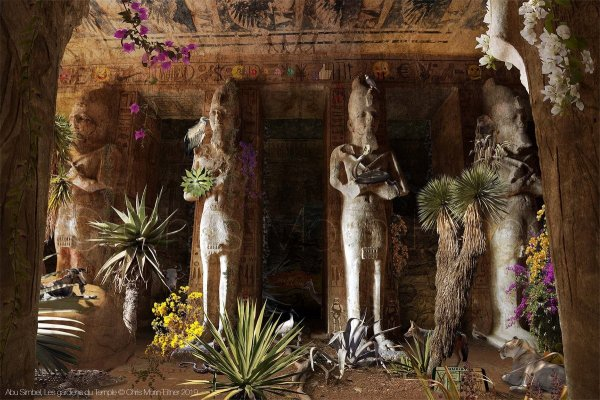 Храм Абу-Симбел, Египет