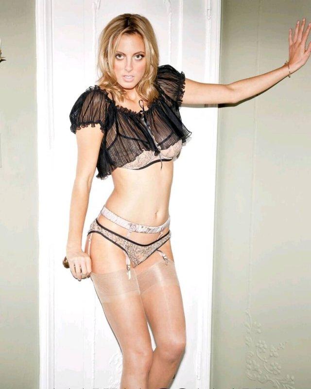 Ева Амурри в нижнем белье