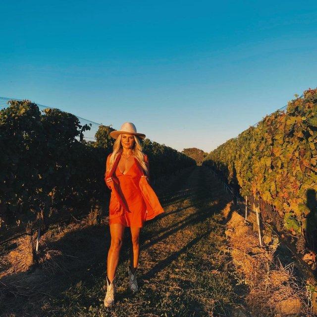 Мэдисон Лекрой - любовница Алекса Родригеса, с которой он изменил Дженнифер Лопес в оранжевом платье