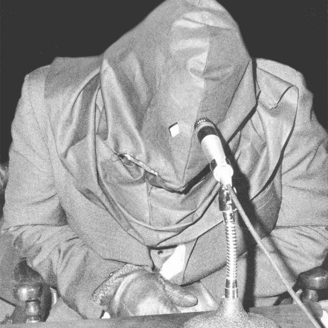 Так свидетели раньше давали показания против мафии, 1969г.