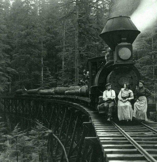 """""""Развлечение"""" начала прошлого века. Америка. 1906 год"""