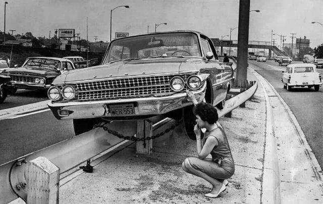 ДТП. Лос-Анджелес, 1961 год