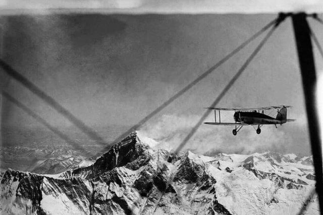Первый полет над Эверестом, 1993 г