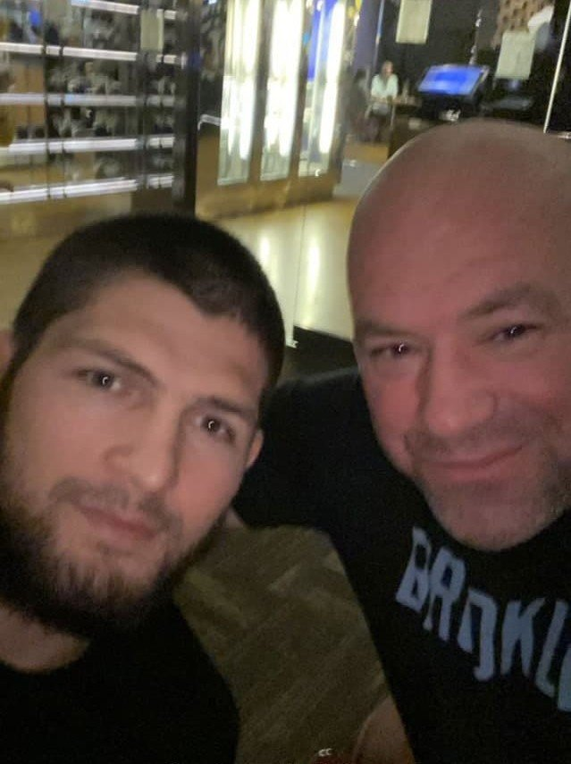 Хабиб Нурмагомедов официально завершил карьеру