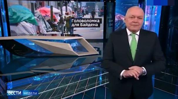 Дмитрий Киселев о том, как все плохо и ужасно в США