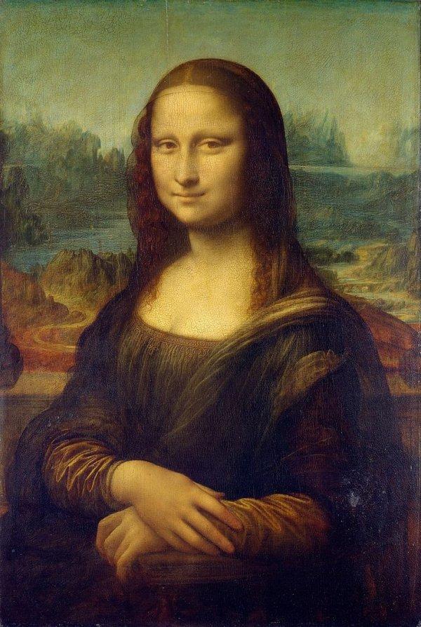 Мона Лиза — вовсе не полное имя девушки на знаменитой картине