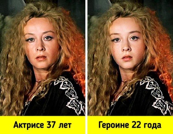 Маргарита Терехова — Миледи. «Д'Артаньян и три мушкетера»