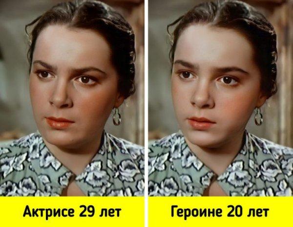 Элина Быстрицкая — Аксинья Астахова. «Тихий Дон»
