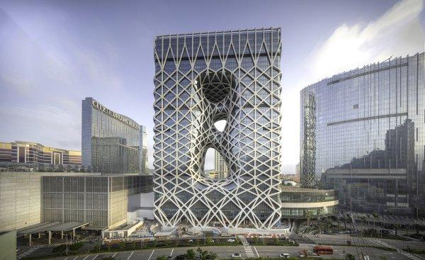 Отель Morpheus в Макао, Китай