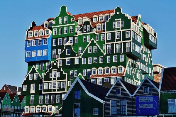 Отель Inntel в Зандаме, Нидерланды