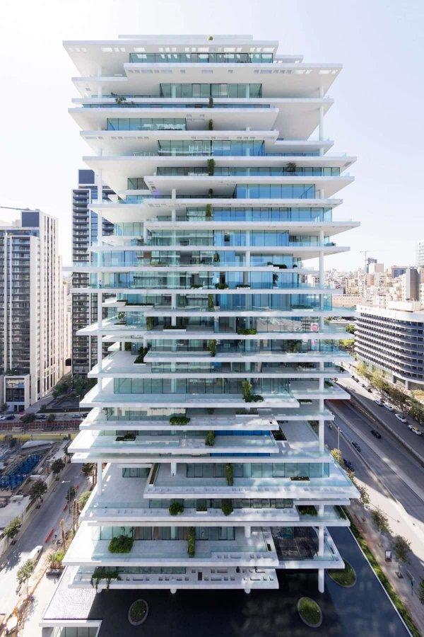 Жилой комплекс Beirut Terraces, Бейрут, Ливан