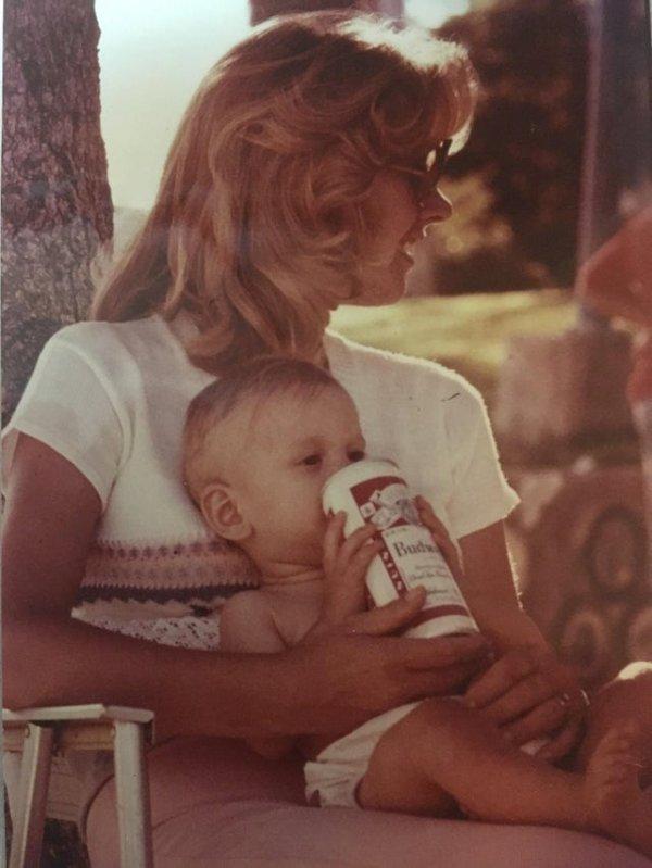 Моя мама и её родительские навыки, 1978 год