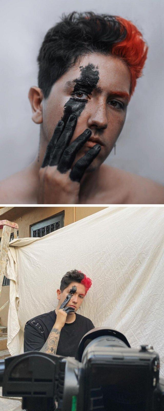 Фотограф, который показывает, что скрывается за красивыми кадрами