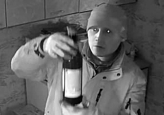 В Петропавловске-Камчатском разыскивают вора-сомелье, который не заметил скрытой камеры